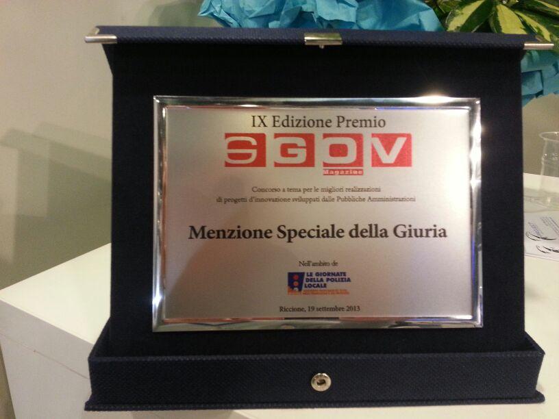 Premio e-Gov 2013